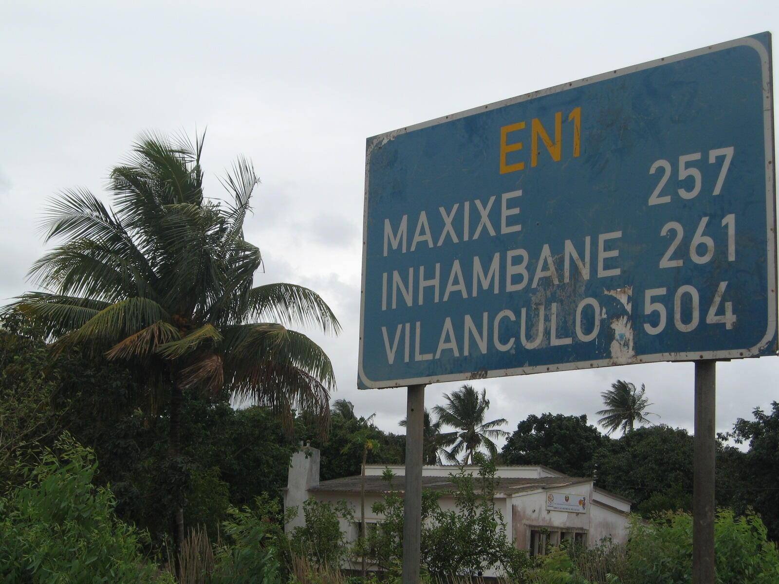 Em Moçambique, nas províncias de Maputo, Gaza e Inhambane estão em risco de insegurança alimentar.