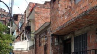 Exemple de logement moderne à Medellin.