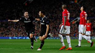 Manchester United bayan shan kayen bazata.