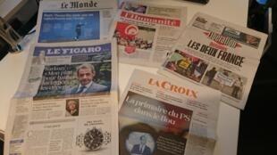 Diários franceses 03.10.2016