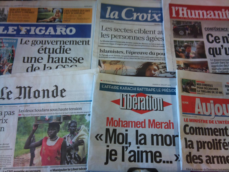 Jornais analisam reações a corte de 8 mil empregos na Peugeot nesta sexta-feira (13).
