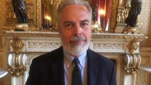 O ex-ministro das Relações Exteriores, Antonio Patriota