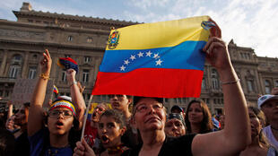 Venezolanos en Buenos Aires