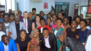 Le Club RFI Lagos.