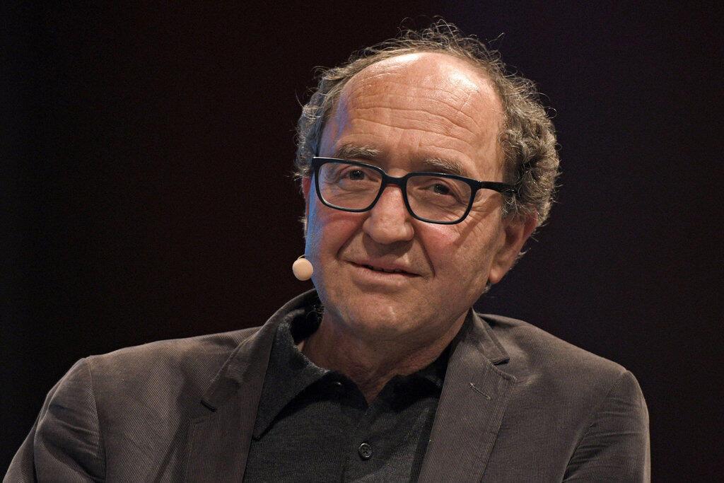 L'écrivain Dogan Akhanli, photographié en mars 2017, à Cologne, en Allemagne.