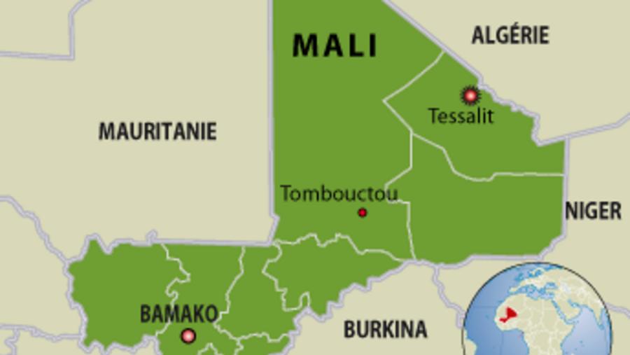 Au Mali, les rebelles touaregs affirment avoir pris le camp militaire de Tessalit