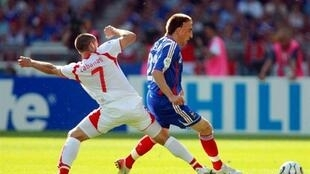 Révélé en 2006, Franck Ribéry veut à nouveau briller en 2010 avec les Bleus.