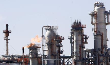 L'Opep considère que le rééquilibrage du marché du pétrole est en cours.