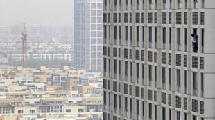 Bắc Kinh, đại đô thị đang khát nước.