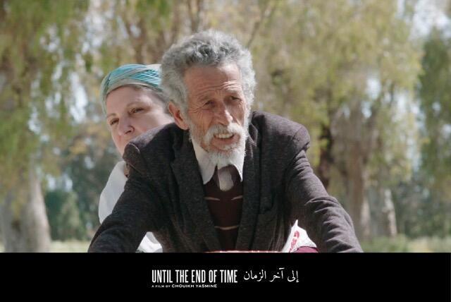 Jusqu'à la fin des temps de l'AlgérienneYasmine Chouikh. Une histoire d'amour merveilleuse entre deux personnes âgées.