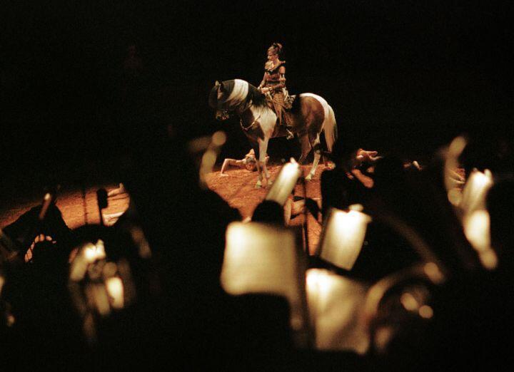 """""""La consagración de Stravinsky"""", por Bartabas."""