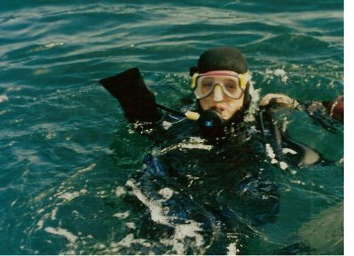 Филипп Круазон, переплывший Ла-Манш менее чем за 14 часов