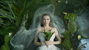 """""""Melancholia"""", un film écrit et réalisé par Lars Von Trier (2011)"""