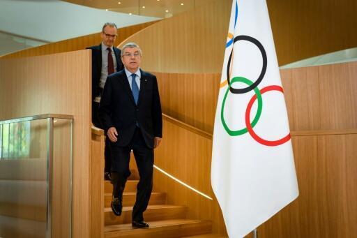 No panic: International Olympic Committee (IOC) President Thomas Bach