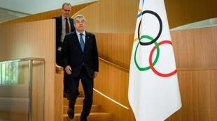No panic: International Olympic Committee (IOC) President Thomas Bach