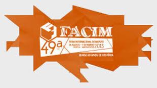 Logótipo da FACIM de Maputo