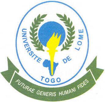 Lomé University's logo
