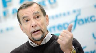 Руководитель движения «За права человека» Лев Пономарев
