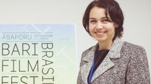 Vanessa Mastrocessario Silva, presidente da Associação Cultural Abaporu