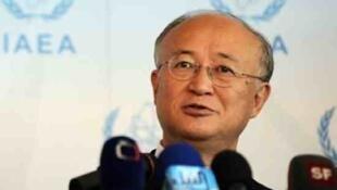 Yukiya Amano- مدیر کل آژانس بین المللی انرژی اتمی