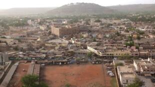 Vue du palais présidentiel à Bamako (illustration).