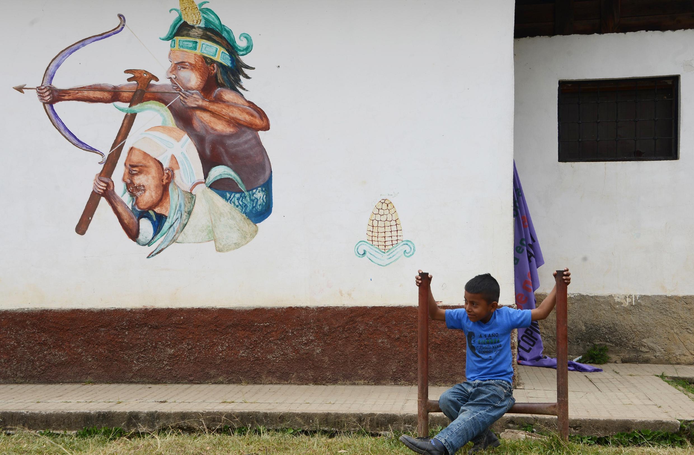 Indigène Lenca Honduras