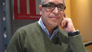 Ernesto Peñaloza en RFI.