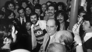 O ex-presidente francês François Mitterrand escondeu durante 14 anos que tinha câncer.