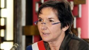 Valérie Fourneyron en 2008.