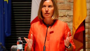 Federica Mogherini (photo d'archives).