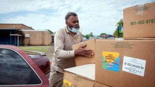 Distribution alimentaire USA