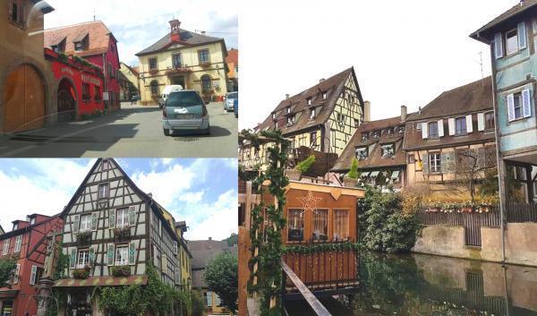 Theo trang hướng dẫn European Best Destinations, Colmar được chọn làm điểm du lịch hấp dẫn nhất châu Âu