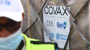 The first Covax shipment landed in Ghana on February 24