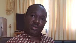 Boubacar Bah, directeur général du Centre de formation professionnelle de Référence de Ziniaré.