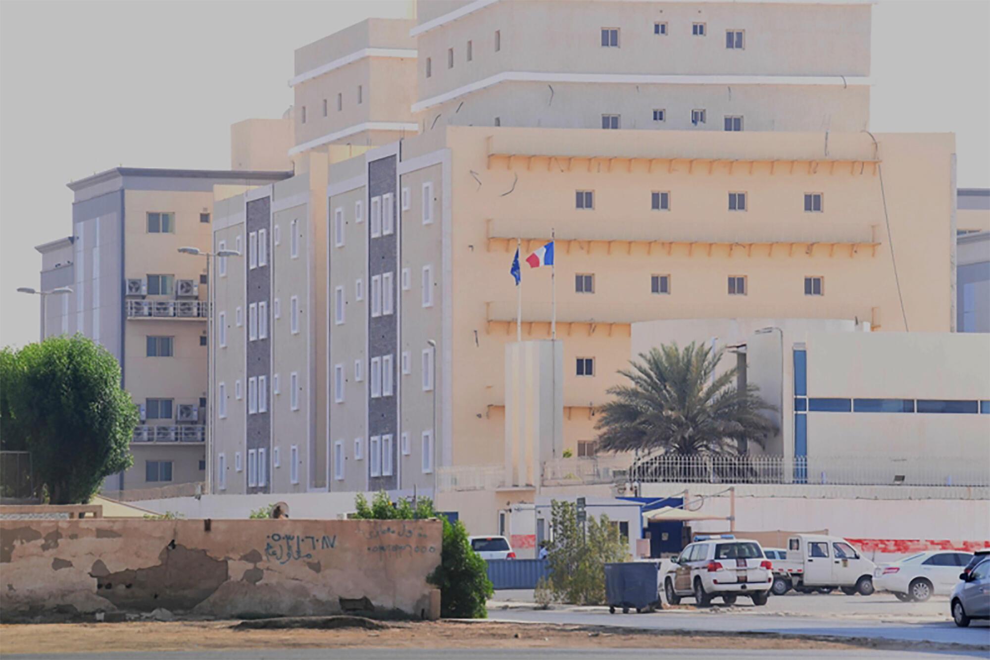 Консульство Франции в Джедде, Саудовская Аравия.