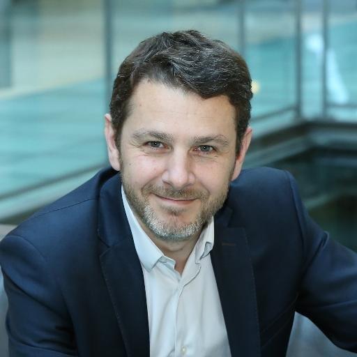Nicolas Douchement, co-fundador da Viva Technology