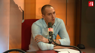 Julien Dufrier sur RFI le 8 août 2018.