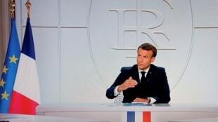 France-Macron-Covid