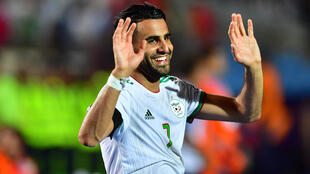 Riyad Mahrez skippered Algeria to the 2019 Africa Cup of Nations trophy.