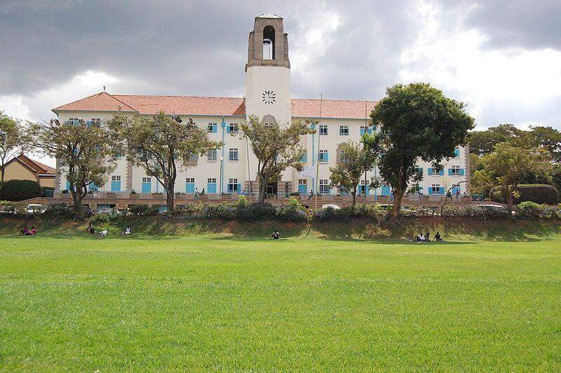 Sur 10 000 étudiants inscrits, 1 200 ont été sélectionnés pour suivre un entraînement. Photo: l'université Makéréré à Kampala, Ouganda.