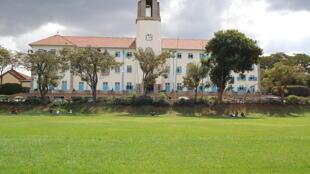 L'université Makéréré à Kampala, Ouganda.