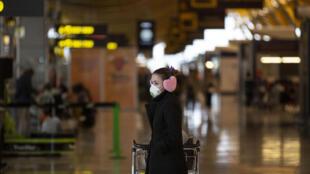 Espagne Aeroport Barajas