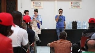 Jusqu'au 14 avril 2013, l'équipe de l'Atelier des médias est à Dakar pour la deuxième formation des blogueuses et blogueurs de Mondoblog.
