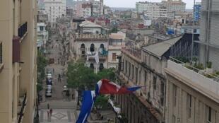 O centro histórico da capital cubana, Habana Vieja.