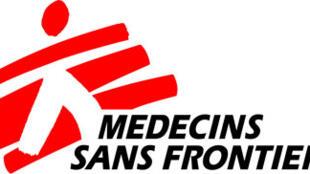 Sigle de Médecins Sans Frontières.