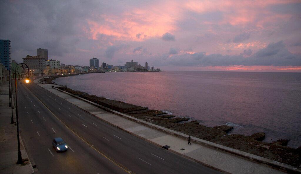 A capital Havana segue em quarentena até sexta-feira, 3 de julho.