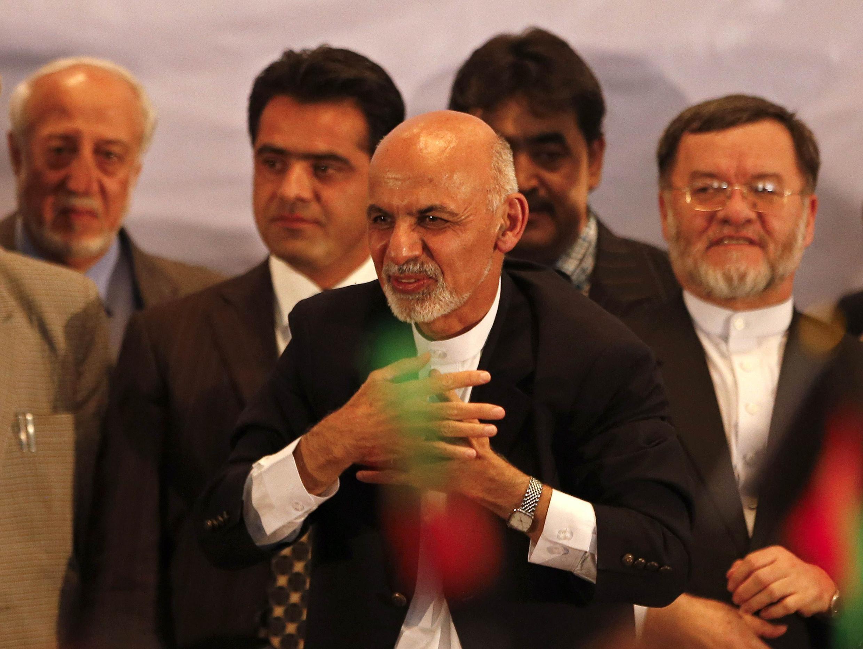 Ashraf Ghani, rais mpya wa Afghanistan mwenye umri wa miaka 65 mchumi