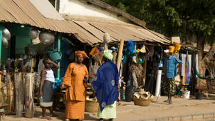 Ziguinchor en Casamance.