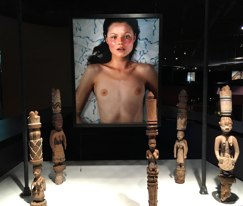 巴黎布朗里博物馆,2018年6月3日。Musée du Quai Branly running until 3 June, 2018.