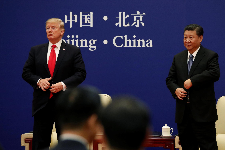 Trump siempre alude al colosal déficit comercial de Estados Unidos ante China, de unos 375.200 millones de dólares en 2017, para justificar sus medidas proteccionistas.